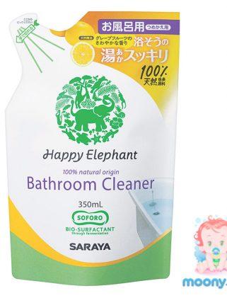 Средство для чистки ванной комнаты Happy Elephant 350 мл наполнитель