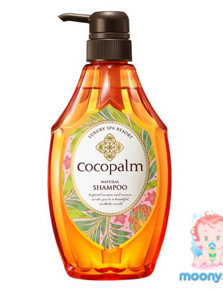 Шампунь для волос Saraya Cocopalm Luxury SPA Resort 600 мл