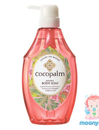 Гель для душа Cocopalm Natural Body Soap 600 мл