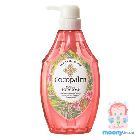 Гель для душа Cocopalm Natural Body Soap 600 мл