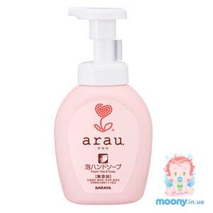 Купить жидкое мыло для рук Arau 300 мл недорого в Украине