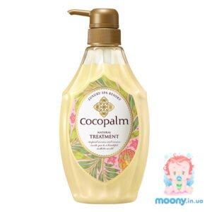 """Купить кондиционер Luxury SPA Resort для оздоровления волос и кожи головы """"Cocopalm Natural Treatment"""" 600 мл в Украине"""