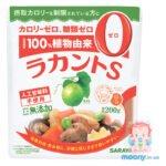 Купить натуральный сахарозаменитель LACANTO 200 гр
