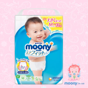 Трусики Moony M для начинающих ходить