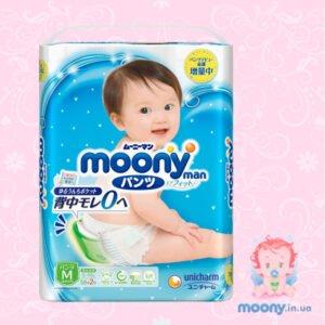 Купить трусики Moony M для начинающих ползать с Disney