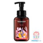 Wash Bon – пена-мыло для рук с ароматом цветов, с помпой, 500 мл