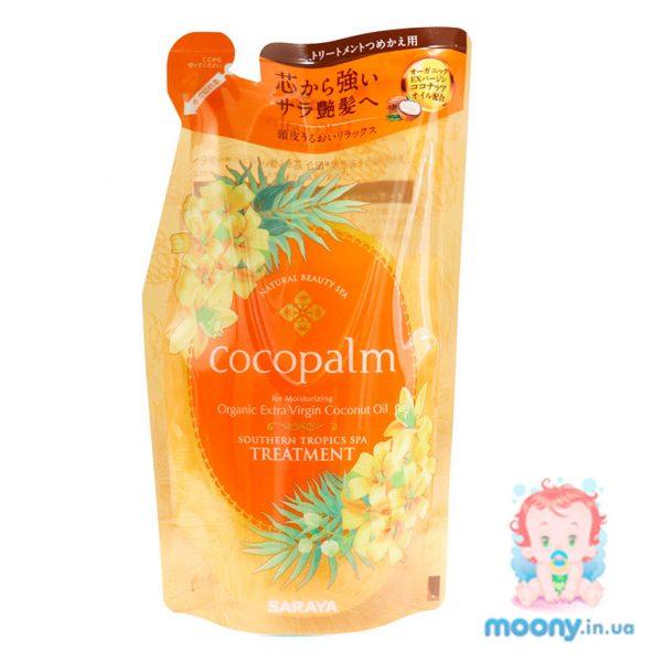 Купить Cocopalm кондиционер для волос Southern Tropics, 380 мл, наполнитель