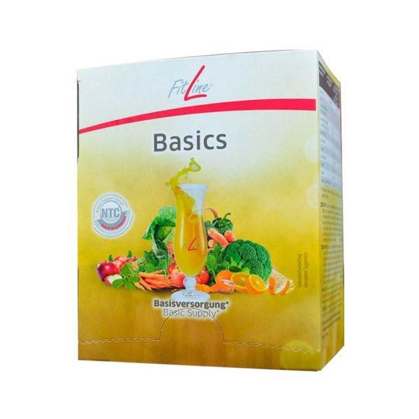 Купить комплекс витаминов FitLine Basics