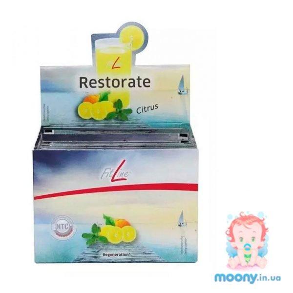 Купить FitLine Restorate Citrus в упаковке