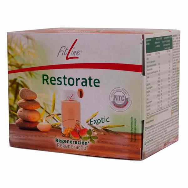 Купить FitLine Restorate Exotic в упаковке