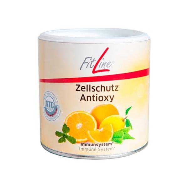 Купить антиоксидант FitLine Zellschutz Antioxy в банке 450 г