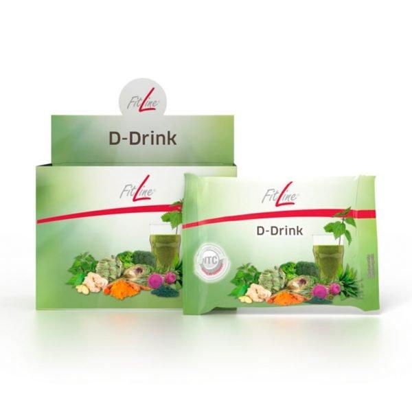 Купить FitLine D-Drink для очистки организма