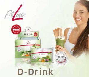 Купить FitLine D-Drink